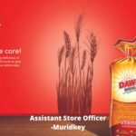 Assistant Store Officer Dawn Bread Jobs 2021